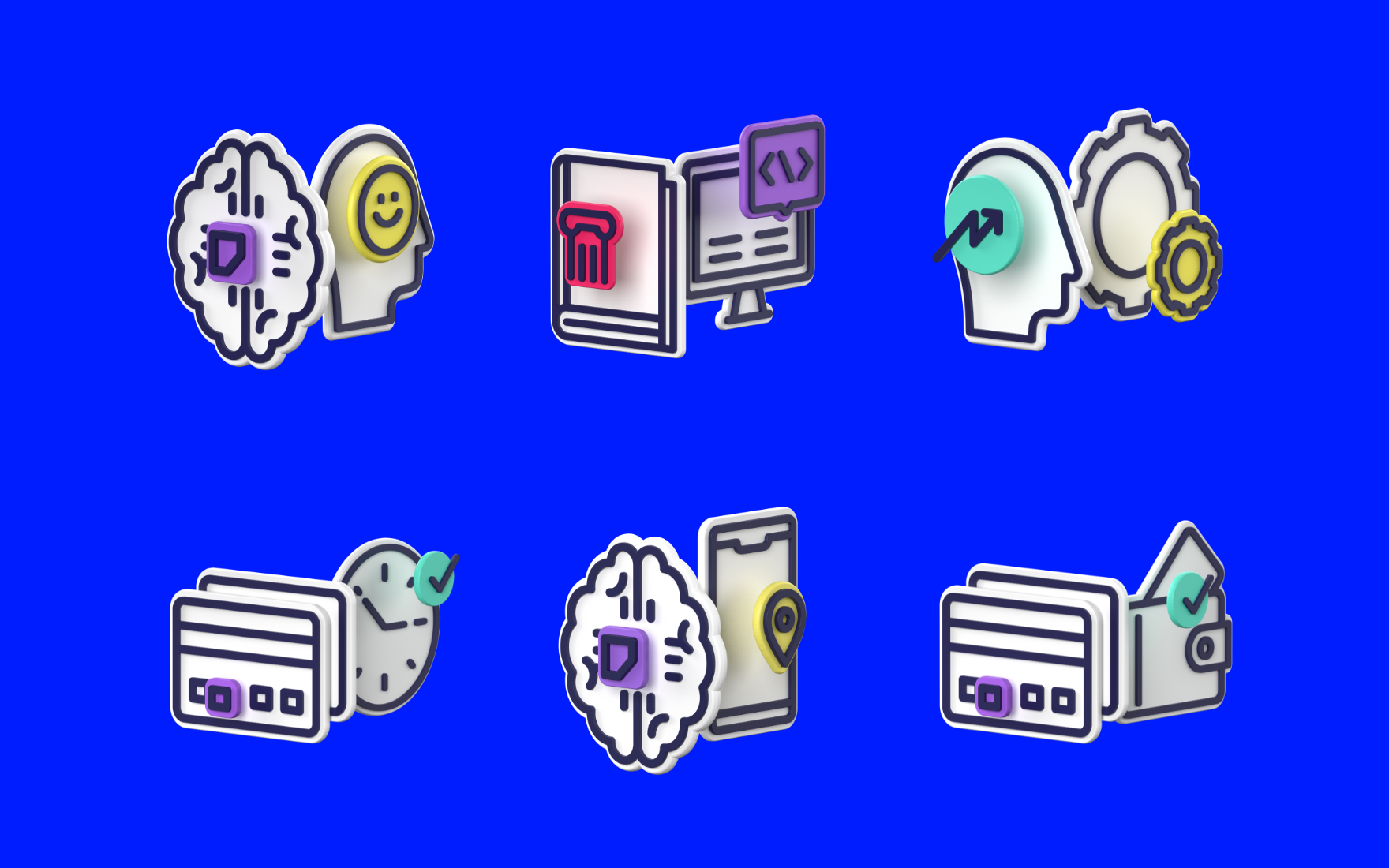codecool 3d icons