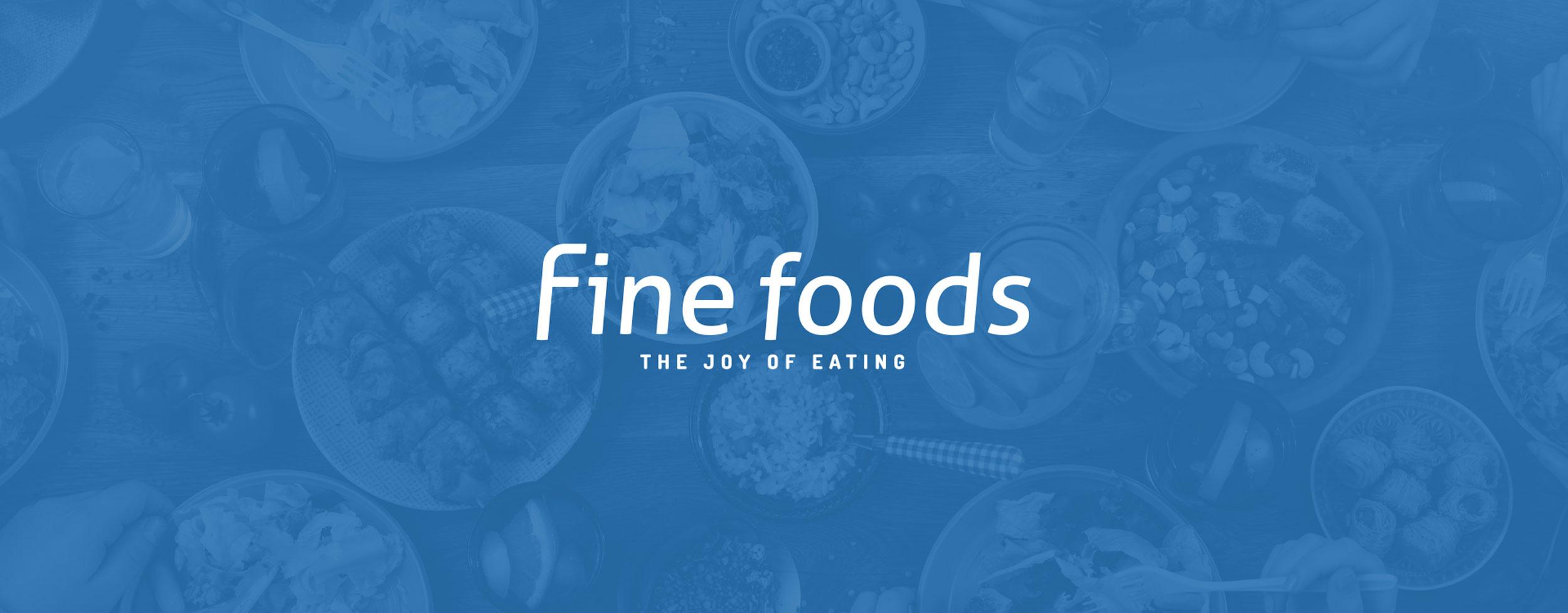 company rebrand fine foods